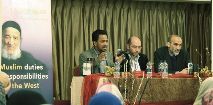 الجمعية البريطانية BACD تحيي الذكرى الثالثة لرحيل الإمام