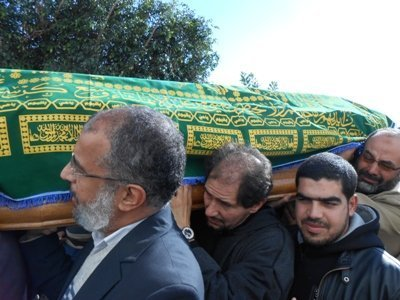 The Funeral - A picture is worth a thousand words